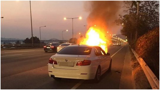 BMW Korea is planning to voluntarily recall a total of 106,317 cars in 42 models with regard to the possibility ofan engine fire.