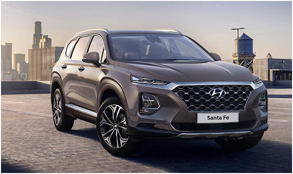 Hyundai Motor has called off the launch of a diesel model of the new Santa Fe at the beginning of next year.