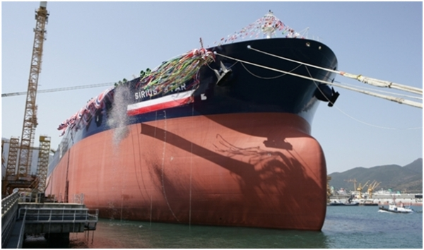 Korean shipbuilders took first place in landing orders in the global shipbuilding market with 97,000 CGTs (22 vessels, 48%), which is about half of all orders.
