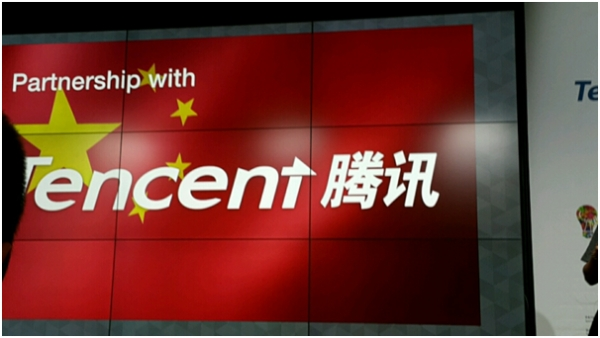 Tencent Holds 3 6 Trill  Won Worth of Shares in Major Korean IT