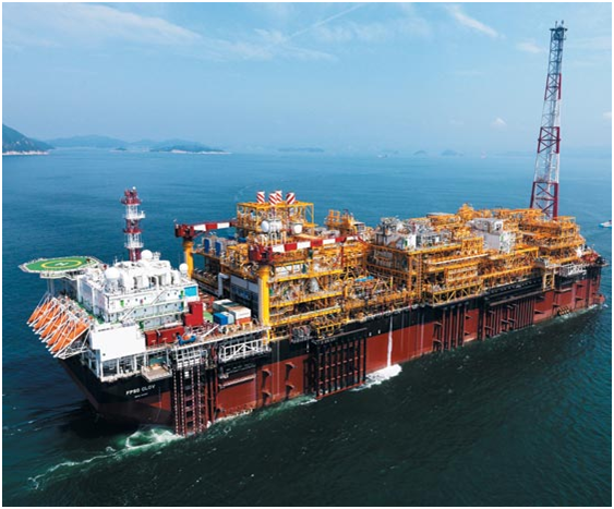 Another Fight between DSME and Singapore-based Sembcorp for Rosebank