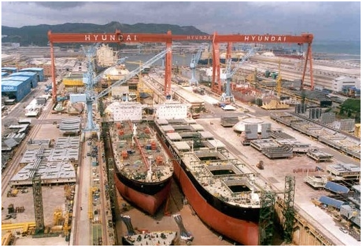 Korea's 3 Major Shipbuilders on Track for Meeting Annual Order Goals
