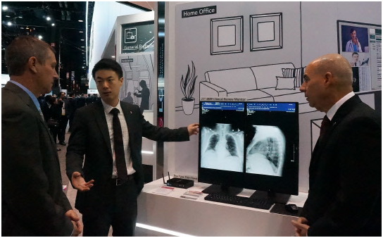 Samsung and LG Eyeing U S  Medical Device Market with State-of-the