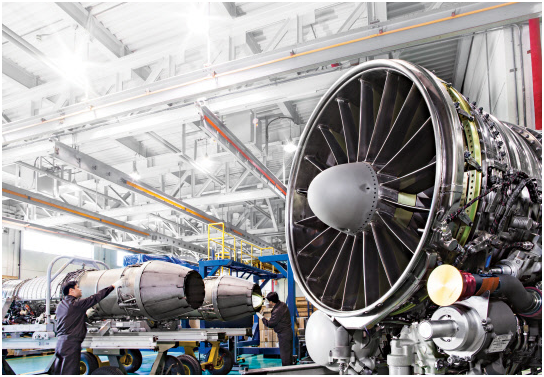 Hanwha Aerospace Wins 1 9 Tril  Won Aircraft Engine Parts Deal from