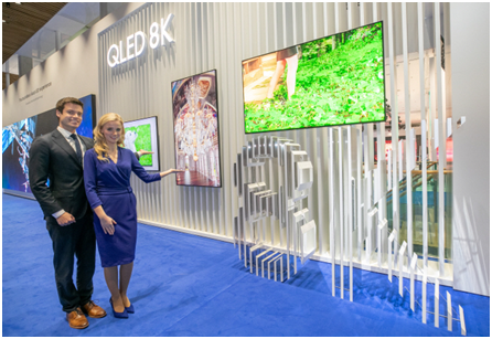 Samsung Commercial Displays >> Samsung Lg Locking Horns In Commercial Display Market 비즈니스