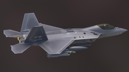 South Korea's first prototype of fighter jet will be released in 2021.