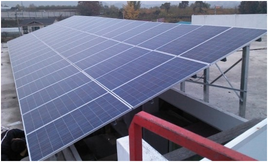 Rising Electricity Bills Compel Korean Solar Panel Producers to