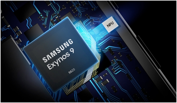 Samsung Electronics to Begin Mass Production of 7 nm EVU Chips in