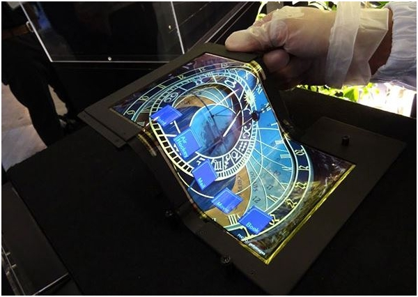 Samsung Display Begins Mass Production of Foldable Displays
