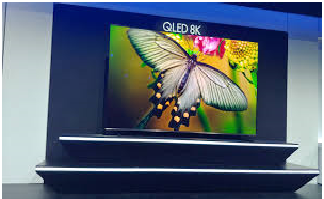 Samsung Electronics Lowers Price of 98-Inch QLED 8K TV by 30