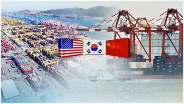 U S -China Trade War Seriously Affecting South Korean