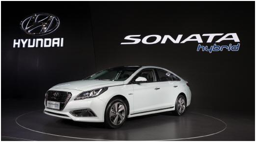 Hyundai Motor To Ramp Up Production Of Sonata Hybrid To Meet Rising