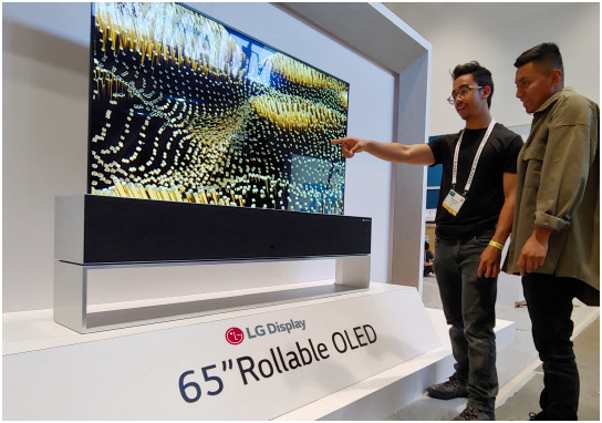LG Display to Invest Additional 3 Tril  Won in OLED TV Panels