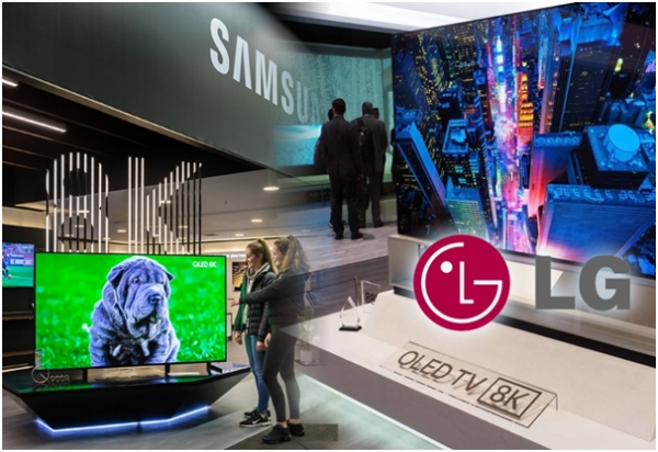 2020 Consumer Electronics Show.Debate Over 8k Tv Expected To Intensify At Ces 2020