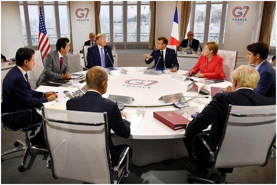 Germany Opposed To Expansion Of G7 Businesskorea