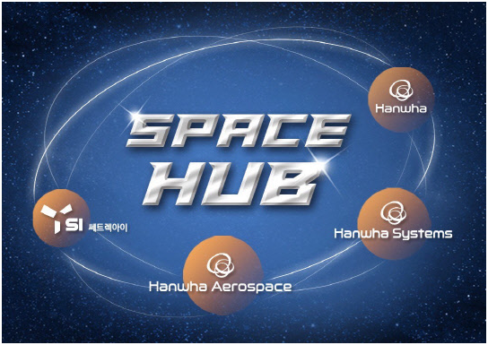 - 61832 73948 3450 - Hanwha Group Launches 'Space Hub' to Promote Space Business in Earnest