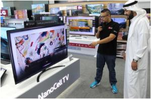 LG Electronics Launches World's First TV That Supports Arabic Voice Recognition