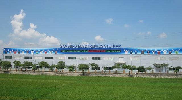 samsung vietnam mobile samsung manufacturer vietnam
