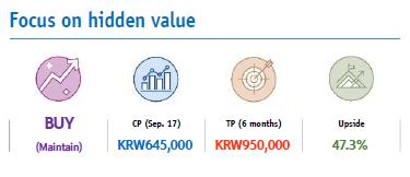 Lg Chem Focus On Hidden Value Businesskorea